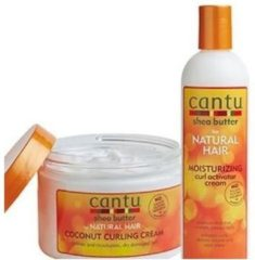 Cantu for Natural Hair Coconut Curling Cream & Curl Activator