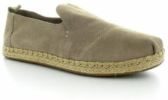 Taupe Toms Deconstructed Women