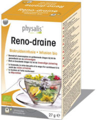 Physalis Reno-drain thee bio 20 Stuks