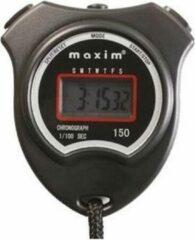 Maxim Stopwatch 150 Zwart 4 Functies/kenmerken