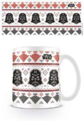 Witte Merchandising STAR WARS - Mug - 300 ml - Darth Vader Xmas