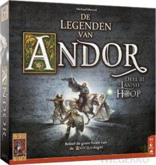999 Games De Legenden Van Andor: De Laatste Hoop Bordspel