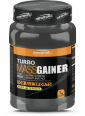 Performance Sports Nutrition - Turbo Mass Gainer (Vanilla - 1000 gram)