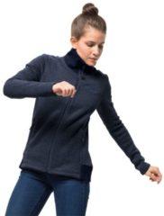 Jack Wolfskin Fleecejacke Frauen Scandic Jacket Women XS blau