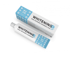 Woom Familie Tandpasta Whitening - 75 ml.