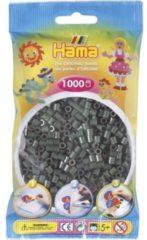 Groene Hama Strijkkralen 1000 Stuks Donker Groen