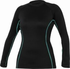 Zwarte Bare Ultrawarmth Base Layer Shirt Dames