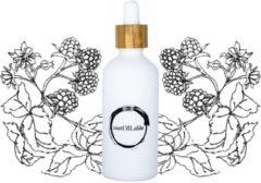 SustOILable Frambozenpitolie - glazen pipet flesje 50ml (navulbaar en plasticvrij verpakt)