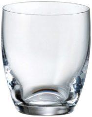 Transparante Crystalite Whisky tumbler Scarlet 320ml