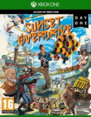 Microsoft Sunset Overdrive Xbox One (3QT-00039)