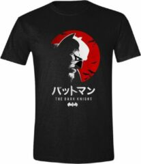 Batman - Japanese Dark Knight Heren T-Shirt - Zwart - M