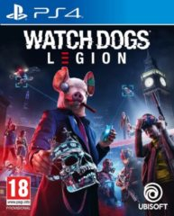 Ubisoft Watch Dogs Legion Standaard editie (PlayStation 4)