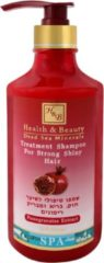 H&B Dead Sea Minerals Pomegranate Shampoo - Parabenfree - 780 ml