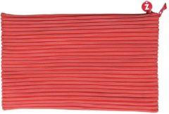 Rode Zipit Zip-It laptopsleeve voor 13,3 inch laptops oranje