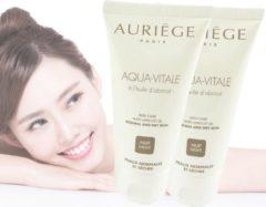 Auriege Paris Aqua Vitale - normale droge huid - MULTIPACK 2x50ml