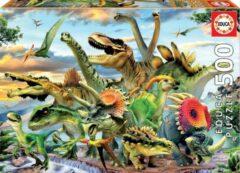 Carletto Deutschland GmbH Educa 500 Dinosaures