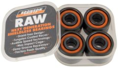 Oranje Bronson Speed Co Bronson Raw skateboard lagers