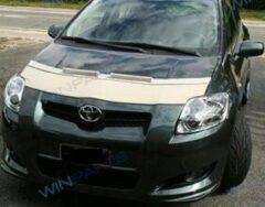 AutoStyle Motorkapsteenslaghoes Toyota Auris 10/2006-2010 zwart