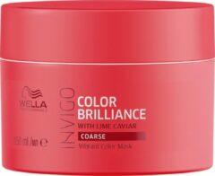 Wella Invigo Color Brilliance Vibrant Color Mask For Thick Hair 150 ml