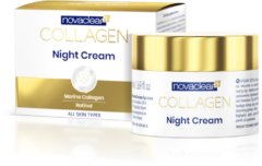 NovaClear Collagen Night Cream 50ml.