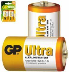 GP Batteries Ultra Alkaline D Single-use battery 1,5 V