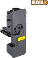 Gele INKTDL XL Laser toner cartridge voor Kyocera TK-5230Y | Geschikt voor Kyocera Ecosys M5521, M5021