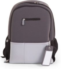 Antraciet-grijze CHILDWHEELS - NEOPRENE VERZORGINGS RUGZAK DARK GREY