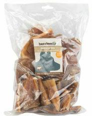 Beeztees Runderkophuidstukjes - Hondensnack - 500 gram