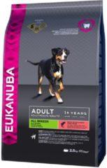 Eukanuba Adult All Breed - Hondenvoer - Zalm 2.5 kg - Hondenvoer