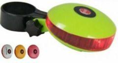 Dunlop Fiets Achterlicht Led - Multicolor - Ø 6 cm - Assorti product