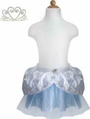Great Pretenders Cinderella Skirt w/ Tiara / 4-6 years