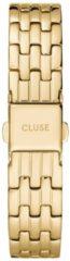 CLUSE CS1401101075 Horlogeband staal goudkleurig 16 mm