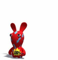 Rode Merkloos / Sans marque Raving Rabbids PVC Figure Sale