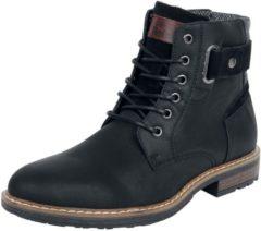 Refresh Black Boot Anfibi/Stivali nero