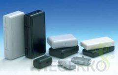 TEKO SOAP 10008 Universele behuizing 131 x 66 x 30.5 ABS Lichtgrijs 1 stuks