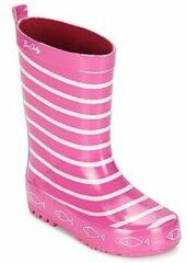 Roze Regenlaarzen Be Only TIMOUSS