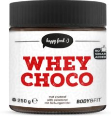 Body & Fit Food Body & Fit Happy Food WheyChoco - Suikerarm - Met whey eiwit - 250 gram - Original