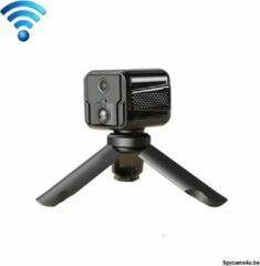 Zwarte Spycams4u.be Knoop camera wifi 1080P 4G - verborgen camera wifi 1080P 4G - spy camera wifi 1080P 4G