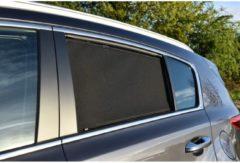 Zwarte Car Shades Carshades Kia Sportage 2016- autozonwering