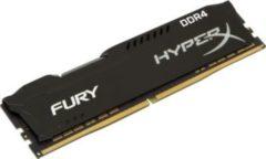 Kingston Technology GmbH Kingston HyperX FURY Memory Black 16GB DDR4 2666MHz 16GB DDR4 2666MHz Speichermodul HX426C16FB/16