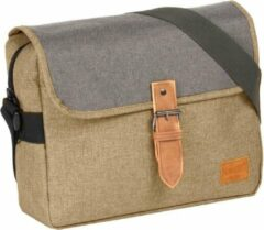 Bruine New Rebels Rebels Creek Medium Flap Zand II | Schoudertas
