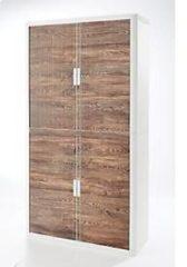 Paperflow Rollladenschrank, verschiedene Motive, Höhe 2040 mm