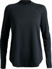 Röhnisch - Women's Clara Loose Long Sleeve - Longsleeve maat L, zwart