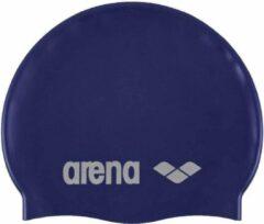 Arena - Classic Silicone - Badmuts blauw/grijs