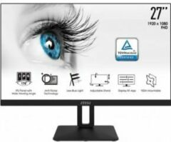 MSI Pro MP271P - Full HD IPS Monitor - 27 inch