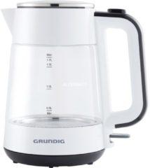 Grundig WK 5860 - Wasserkocher - Schwarz/Weiß