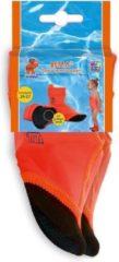Bema Oranje zwembad sokken maat 24-27 - Anti uitglijden sokken voor kinderen - zwemsokken
