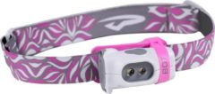 Princeton tec Hoofdlamp Pink Lady – Lichtgewicht Comfort LED Kampeer Zaklamp Roze Tactical Lamp Flash Hoofdlampje