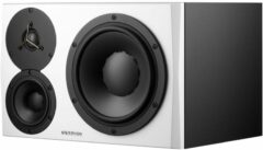 Eve Audio Dynaudio LYD 48 WH actieve studiomonitor wit links (per stuk)
