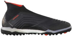 Fußballschuhe Predator Tango 18+ TF mit Boost-Technologie adidas performance core black/ftwr white/solar red